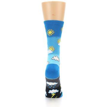 Image of Blue Weather Women's Dress Socks (back-19)