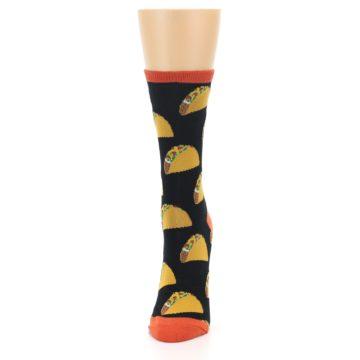 Image of Black Tacos Women's Dress Socks (side-2-front-06)