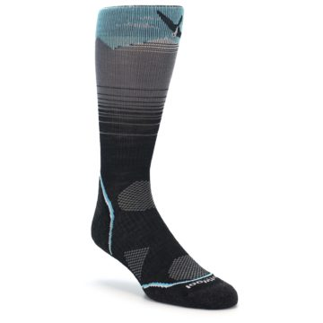 Smartwool Charley Harper Bird on a Mountain Socks