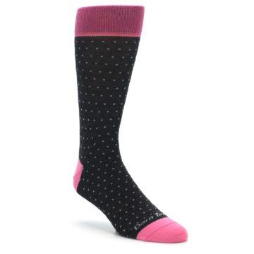Darn Tough Polka Dot Socks Charcoal Men's