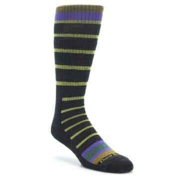 Darn Tough Via Ferrata Charcoal Boot Socks