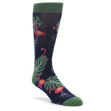 Tropical Flamingo Socks for Me
