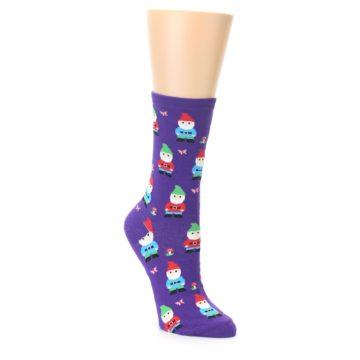 Garden Yard Gnome Socks for Women