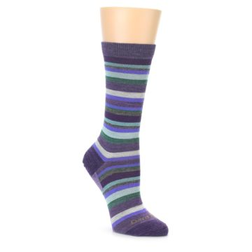 Women's Darn Tough Plum Sassy Socks