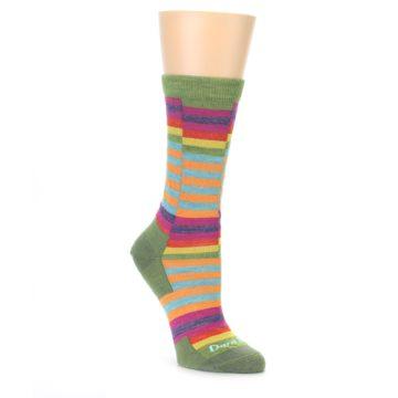 Darn Tough Women's Grass Offset Socks