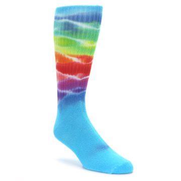 Bamboo Hand Dyed Socks for Men