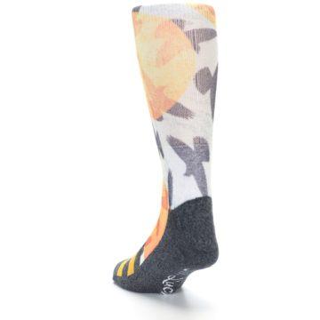 Image of Flock of Birds Men's Casual Socks (side-2-back-16)
