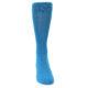 Image of Teal Solid Color Men's Dress Socks (front-04)