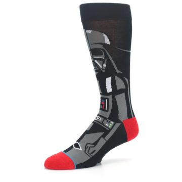 Image of Darth Vader Star Wars Men's Casual Socks (side-2-09)