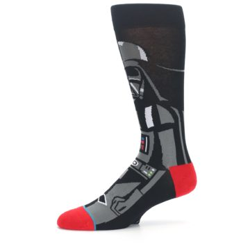 Image of Darth Vader Star Wars Men's Casual Socks (side-2-10)
