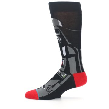 Image of Darth Vader Star Wars Men's Casual Socks (side-2-11)