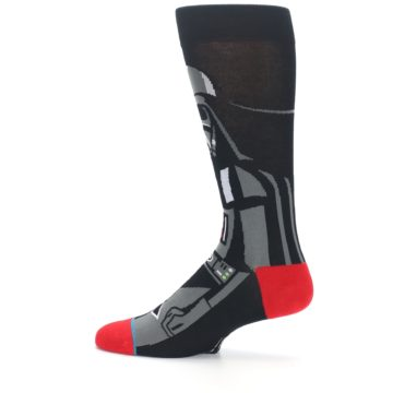 Image of Darth Vader Star Wars Men's Casual Socks (side-2-12)