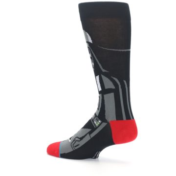 Image of Darth Vader Star Wars Men's Casual Socks (side-2-13)