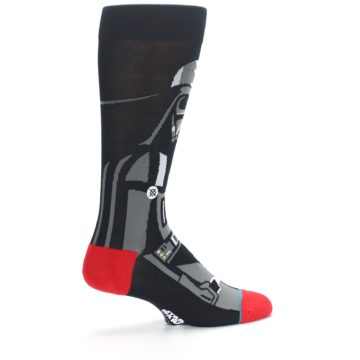 Image of Darth Vader Star Wars Men's Casual Socks (side-1-back-22)