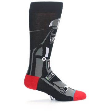 Image of Darth Vader Star Wars Men's Casual Socks (side-1-23)