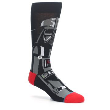 Image of Darth Vader Star Wars Men's Casual Socks (side-1-26)