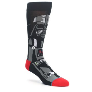 Image of Darth Vader Star Wars Men's Casual Socks (side-1-27)