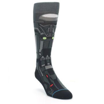 Image of Death Trooper Star Wars Men's Casual Socks (side-1-front-02)