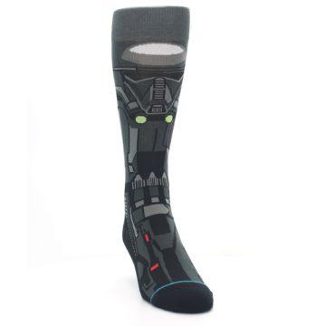 Image of Death Trooper Star Wars Men's Casual Socks (side-1-front-03)