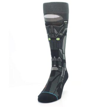 Image of Death Trooper Star Wars Men's Casual Socks (side-2-front-06)