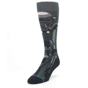 Image of Death Trooper Star Wars Men's Casual Socks (side-2-front-07)