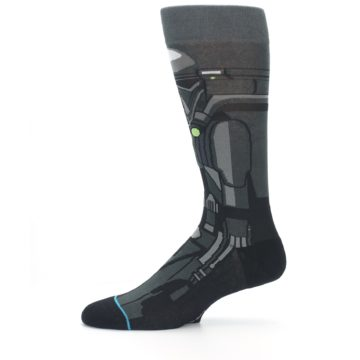 Image of Death Trooper Star Wars Men's Casual Socks (side-2-11)