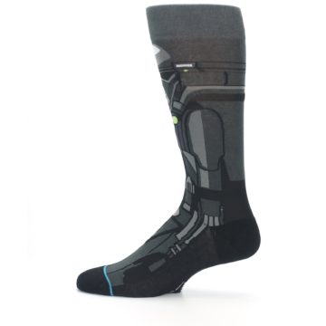 Image of Death Trooper Star Wars Men's Casual Socks (side-2-12)