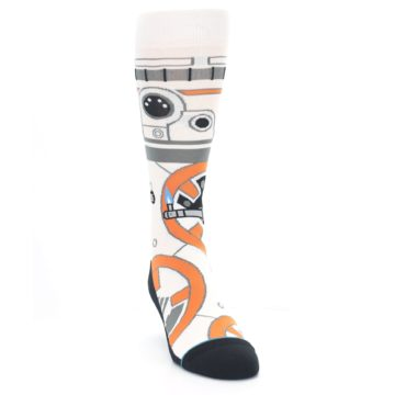 Image of BB-8 Thumbs Up Star Wars Men's Casual Socks (side-1-front-03)