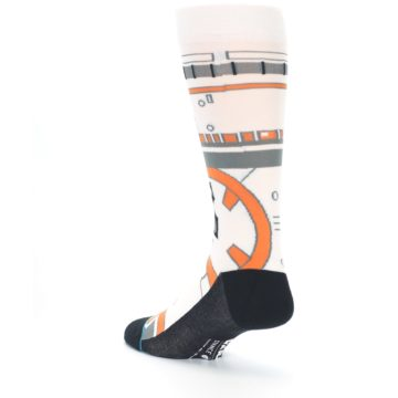 Image of BB-8 Thumbs Up Star Wars Men's Casual Socks (side-2-back-15)