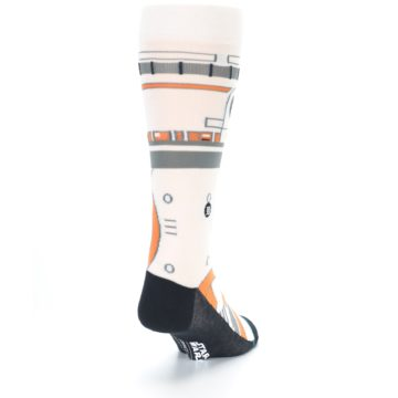 Image of BB-8 Thumbs Up Star Wars Men's Casual Socks (side-1-back-20)