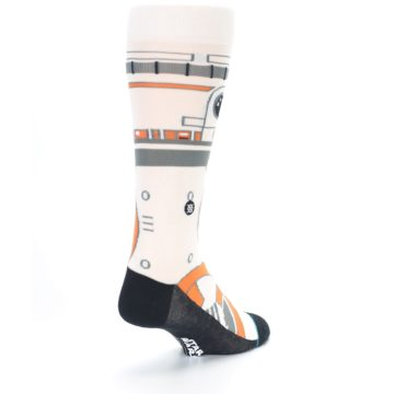 Image of BB-8 Thumbs Up Star Wars Men's Casual Socks (side-1-back-21)