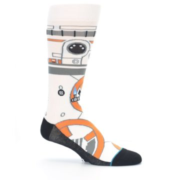 Image of BB-8 Thumbs Up Star Wars Men's Casual Socks (side-1-25)