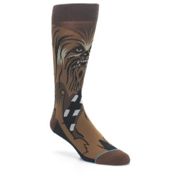 Chewbacca Star Wars Socks by Stance