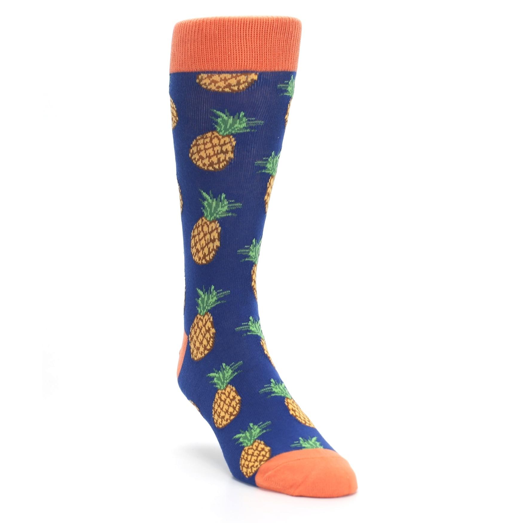 Lemon Socks  Fruit Socks  Men Gift  Women Gift  Unisex Socks