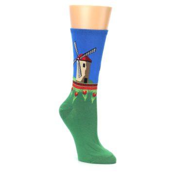 Dutch Windmill Socks for Women