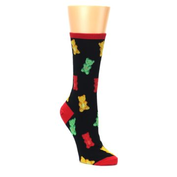 Women's Gummy Bear Candy Socks