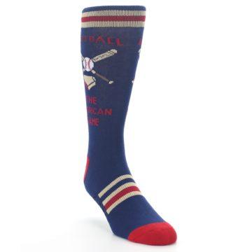 Novelty Men's Baseball Socks
