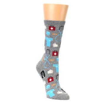 Novelty Women's Nurse or Doctor Socks
