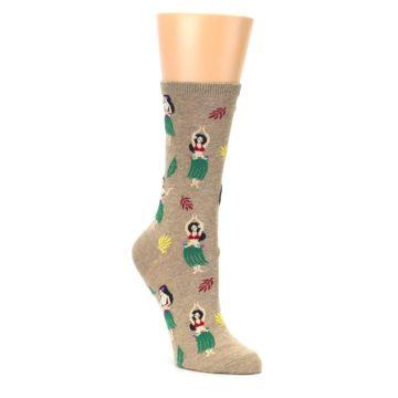 Hawaiian Hula Girl Socks for Women