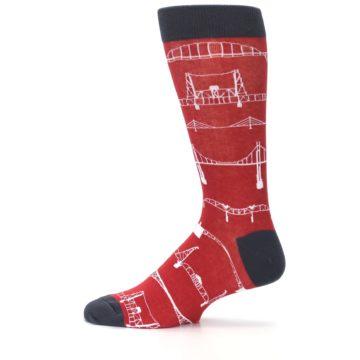 Image of Red Bridges Men's Dress Socks (side-2-12)