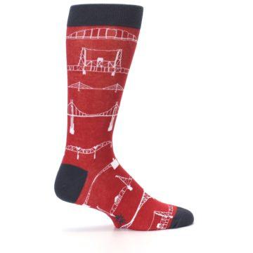 Image of Red Bridges Men's Dress Socks (side-1-24)