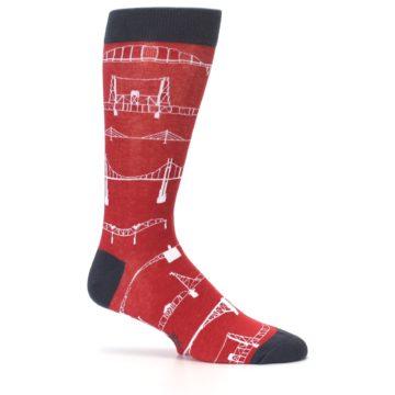 Image of Red Bridges Men's Dress Socks (side-1-25)