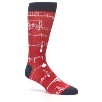 Image of Red Bridges Men's Dress Socks (side-1-26)