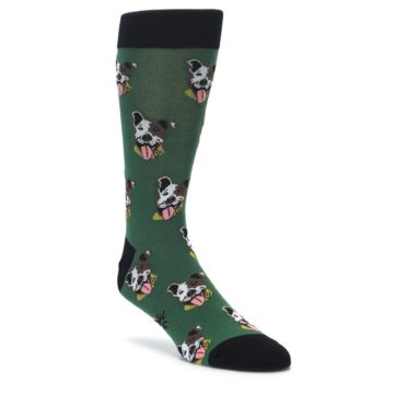go fetch dog dress sock from sock it to me