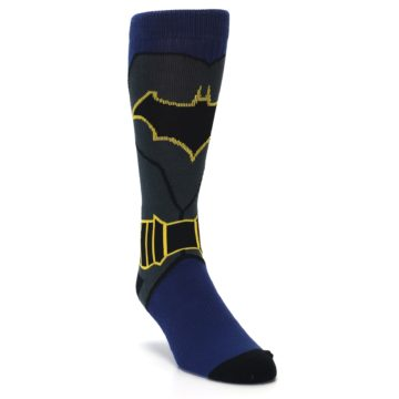 mens joking laughter novelty socks by BIOWORLD