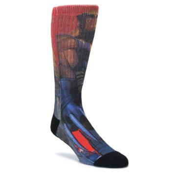 Wolverine Xmen mens novelty dress socks by BIOWORLD