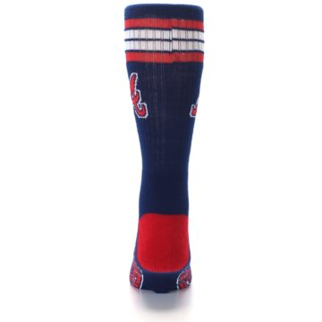 Image of Atlanta Braves Men's Athletic Crew Socks (back-18)