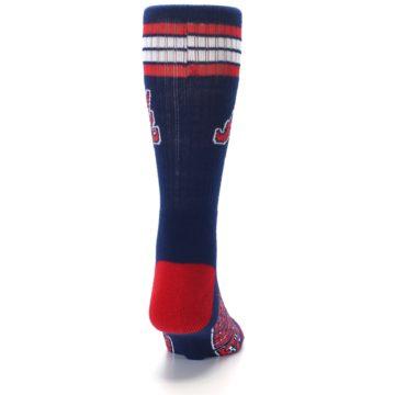 Image of Atlanta Braves Men's Athletic Crew Socks (back-19)
