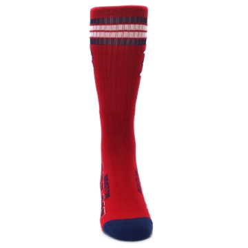 Image of Boston Red Sox Men's Athletic Crew Socks (front-04)