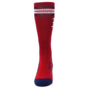 Image of Boston Red Sox Men's Athletic Crew Socks (front-05)